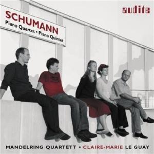 Claire-Marie Le Guay et le Quatuor Mandelring interprètent Schumann